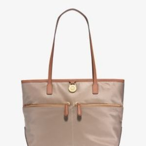Michael Kors Kempton  Large Nylon Pocket Tote